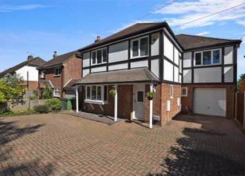 Thumbnail 4 bed detached house for sale in Mote Avenue, Maidstone, Kent