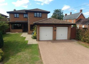 Thumbnail 4 bed detached house for sale in Chapelfields, Thurleigh, Bedford
