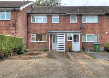 Thumbnail 3 bed terraced house for sale in Hedge End, Barnham, Bognor Regis