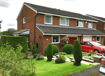 Thumbnail 4 bed semi-detached house for sale in 1 Rowan Close, Sunnybower, Blackburn