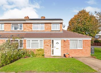 Thumbnail 4 bed semi-detached house for sale in Sandy View, Biggleswade
