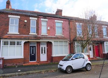 Thumbnail 3 bed terraced house for sale in Cromwell Avenue, Manchester