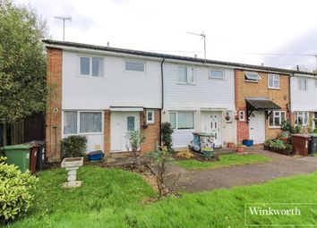 Thumbnail 3 bedroom end terrace house for sale in Byron Avenue, Borehamwood, Hertfordshire