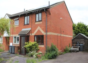 Thumbnail 2 bed end terrace house to rent in Bredfield Close, Felixstowe