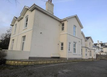 Thumbnail 1 bed flat for sale in Chilcote House, 14 Manor Road, St Marychurch, Torquay Devon