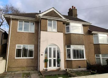 Thumbnail 5 bed semi-detached house for sale in Chesterfield Road, Laira, Plymouth