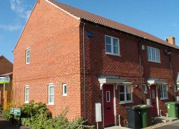 Thumbnail 2 bedroom end terrace house to rent in Hempstead Road, Hampton Vale, Peterborough