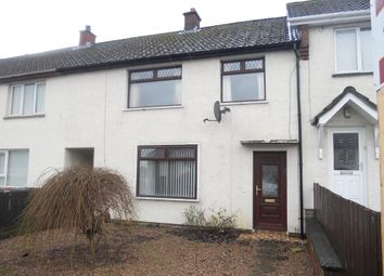 Thumbnail 3 bed terraced house to rent in Linden Walk, Dunmurry, Belfast
