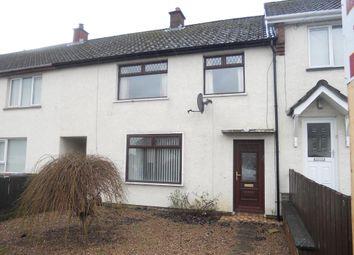 Thumbnail 3 bedroom terraced house to rent in Linden Walk, Dunmurry, Belfast