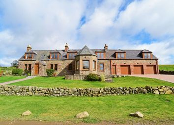 Thumbnail 4 bed detached house for sale in Wester Balintore Farm Cottage, Balintore, Kirriemuir