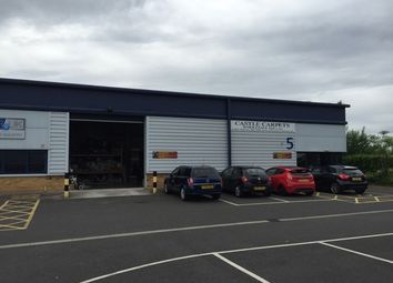 Thumbnail Light industrial for sale in Unit 5 New Brook Business Park, Unit 5 Newbrook Business Park, Shirebrook