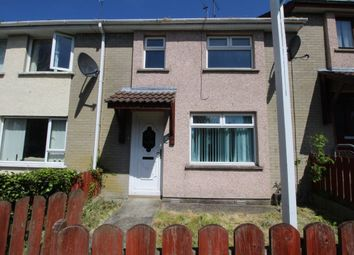 Thumbnail 3 bed terraced house to rent in Ballygowan Gardens, Bangor