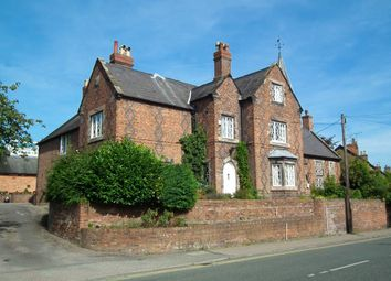 Thumbnail 3 bed flat to rent in Welsh Row, Nantwich
