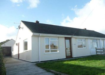 Thumbnail 2 bed bungalow to rent in Holman Avenue, Camborne