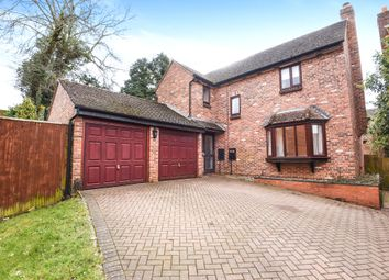 Thumbnail 4 bed detached house for sale in Duston Wildes, Northampton