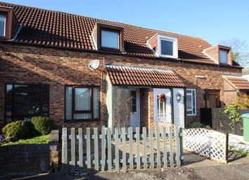 Thumbnail 1 bed terraced house to rent in Grange Close, West Molesey
