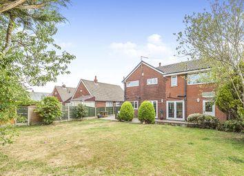 Thumbnail 4 bed detached house for sale in Duddle Lane, Walton-Le-Dale, Preston