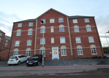 Thumbnail 2 bed flat for sale in Anderson Grove, Lysaght Village, Newport