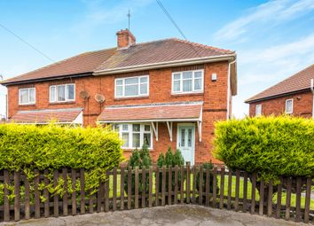 Thumbnail 3 bed semi-detached house for sale in Warren Road, Hartlepool