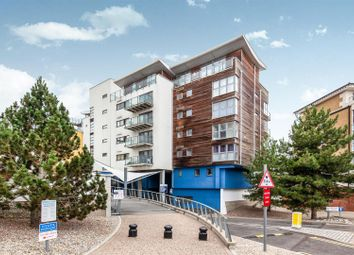 Thumbnail 2 bed flat for sale in Rapala Court, Midway Quay, Sovereign Harbour North, Eastbourne