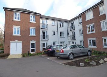 Thumbnail 2 bed flat for sale in Arlington Lodge, Leamington Spa, Warwickshire, England