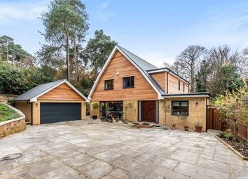 Thumbnail 4 bed detached house for sale in Pine Coombe, Croydon