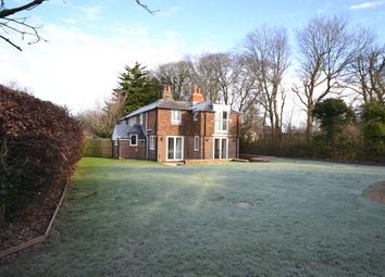 Thumbnail 3 bed semi-detached house to rent in Lewes Road, Westmeston