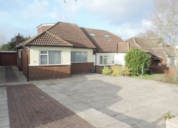 Thumbnail 3 bed bungalow for sale in Field View Road, Potters Bar