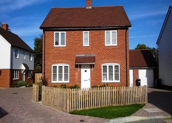 """Thumbnail 4 bedroom detached house for sale in """"The Chedworth"""" at Station Road, Northiam, Rye"""