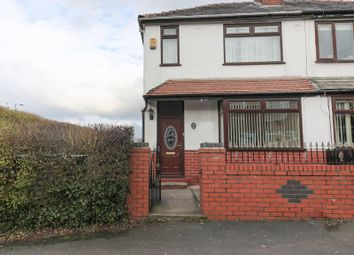 Thumbnail 3 bed semi-detached house for sale in Longfield Street, Aspull, Wigan