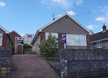 Thumbnail 2 bed detached bungalow for sale in Heol Saffrwm, Morriston