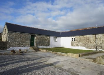 Thumbnail 3 bed detached bungalow to rent in Seworgan, Constantine, Falmouth