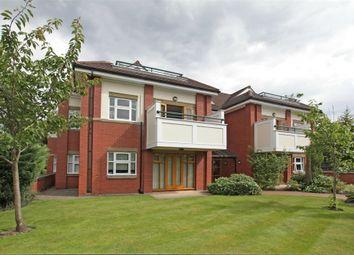 Thumbnail 2 bed flat for sale in Lynton Lane, Alderley Edge, Cheshire