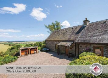 Thumbnail 5 bed cottage for sale in Airdit, Balmullo, Fife