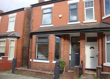 Thumbnail 3 bed semi-detached house for sale in Edenhall Avenue, Burnage, Manchester