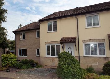 Thumbnail 2 bed terraced house to rent in Darcy Close, Chippenham