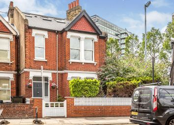 Thumbnail 4 bedroom end terrace house for sale in Bollo Lane, London
