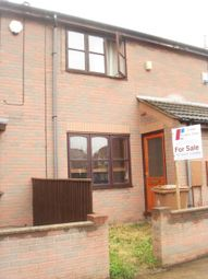 Thumbnail 2 bed terraced house to rent in Sidney Way, Grimsby