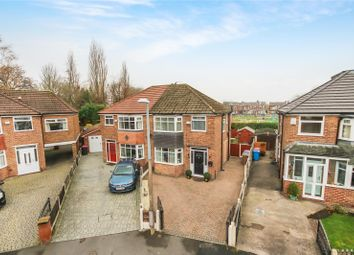 Thumbnail 3 bed semi-detached house for sale in Highbury Avenue, Irlam