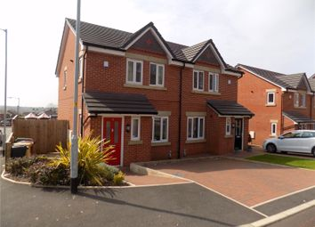 Thumbnail 3 bed semi-detached house for sale in Greenwood Mews, Horwich, Bolton, Greater Manchester
