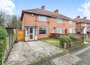 Thumbnail 3 bed terraced house for sale in Pitmaston Road, Hall Green, Birmingham