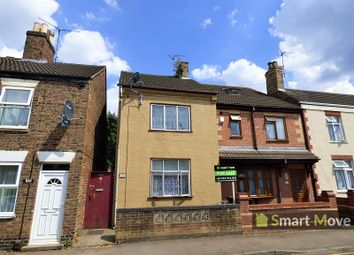 Thumbnail 3 bedroom detached house for sale in Clarence Road, Peterborough, Cambridgeshire.