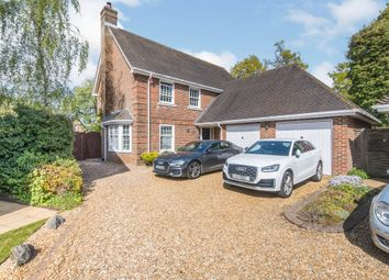 Thumbnail 5 bed detached house for sale in High Trees, Fair Oak, Eastleigh