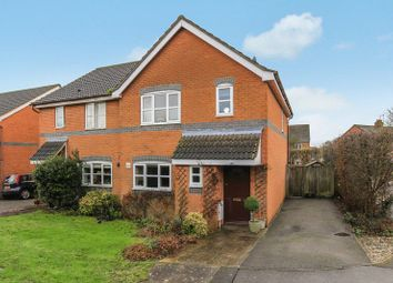 Thumbnail 3 bedroom semi-detached house for sale in Mary Cross Close, Wigginton, Tring