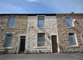 Thumbnail 2 bed terraced house for sale in Commercial Street, Oswaldtwistle, Accrington