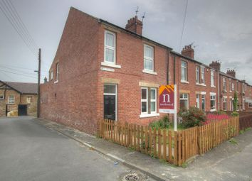 Thumbnail 3 bed end terrace house for sale in Willow Terrace, Burnopfield