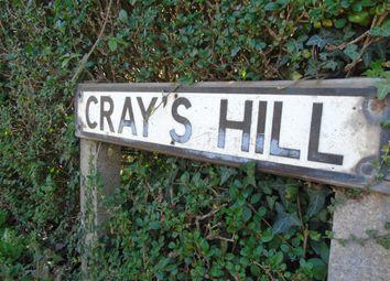 Thumbnail 1 bedroom maisonette to rent in Crays Hill, Leabrooks, Alfreton