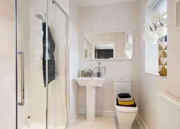 """Thumbnail 4 bed detached house for sale in """"The Berrington"""" at Pepper Lane, Standish, Wigan"""