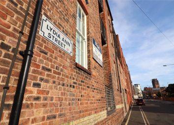 Thumbnail Studio for sale in Lydia Ann Street, Liverpool, Merseyside