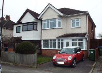 Thumbnail 5 bedroom semi-detached house for sale in Regents Park Road, Southampton